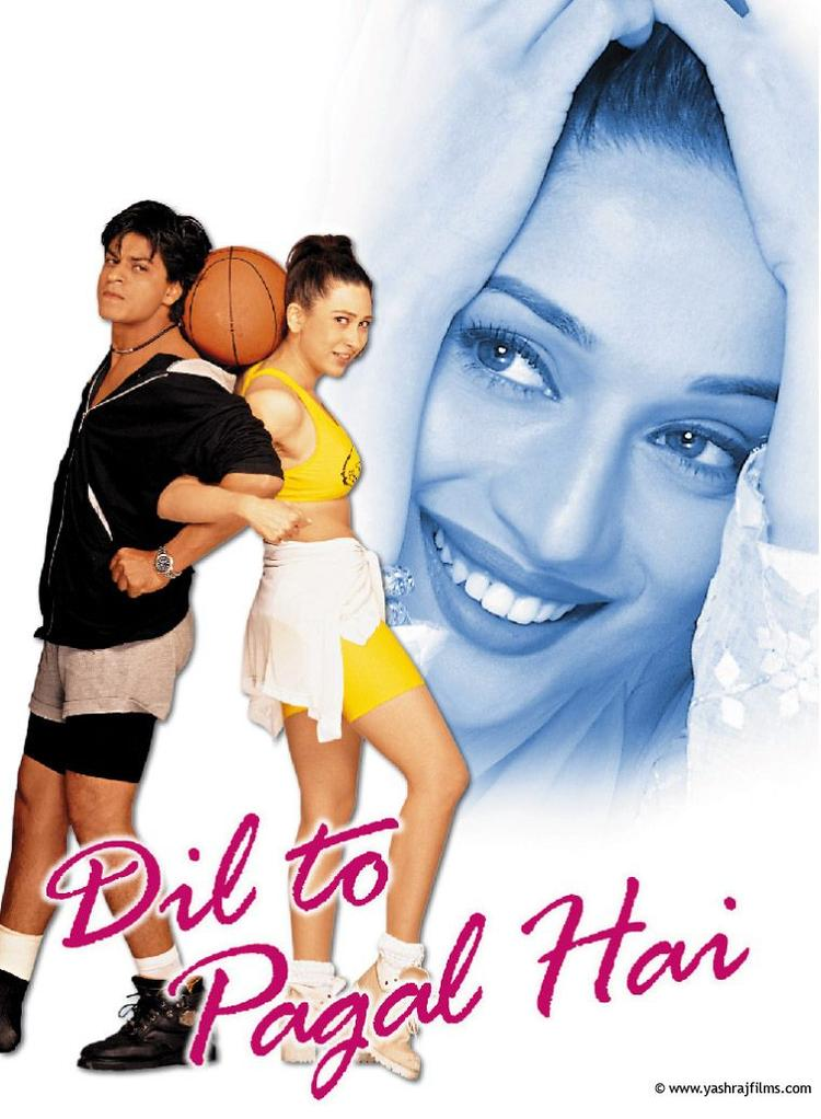 dil to pagal hai 1997 bluray 720p bahasa indonesia include