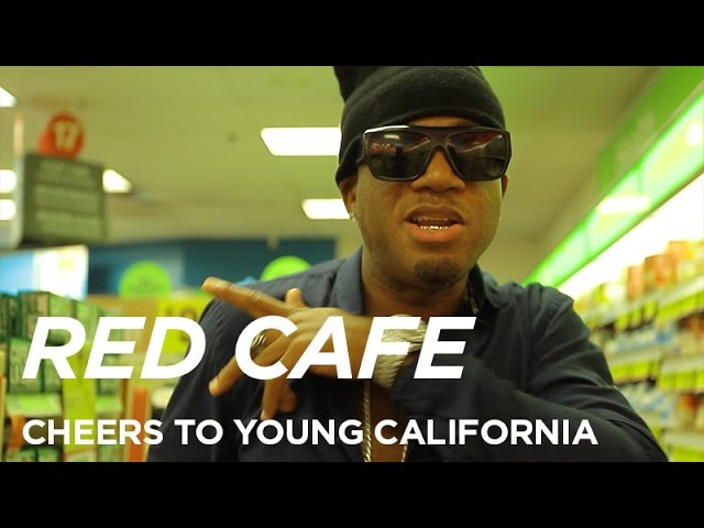 Red Cafe - Cheers To Young California [Vídeo]