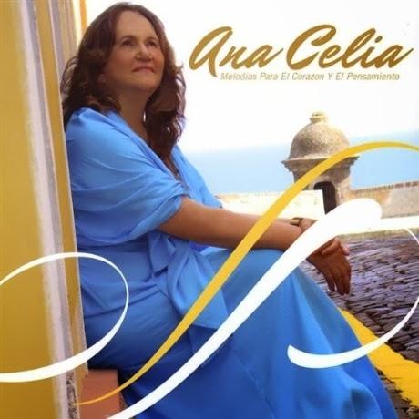 Ana Celia-Melodías Para El Corazón y El Pensamiento-