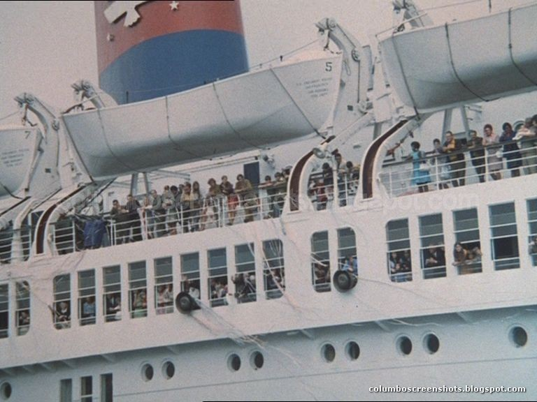 Vagebonds Columbo Screenshots Columbo Try And Catch Me - Columbo cruise ship