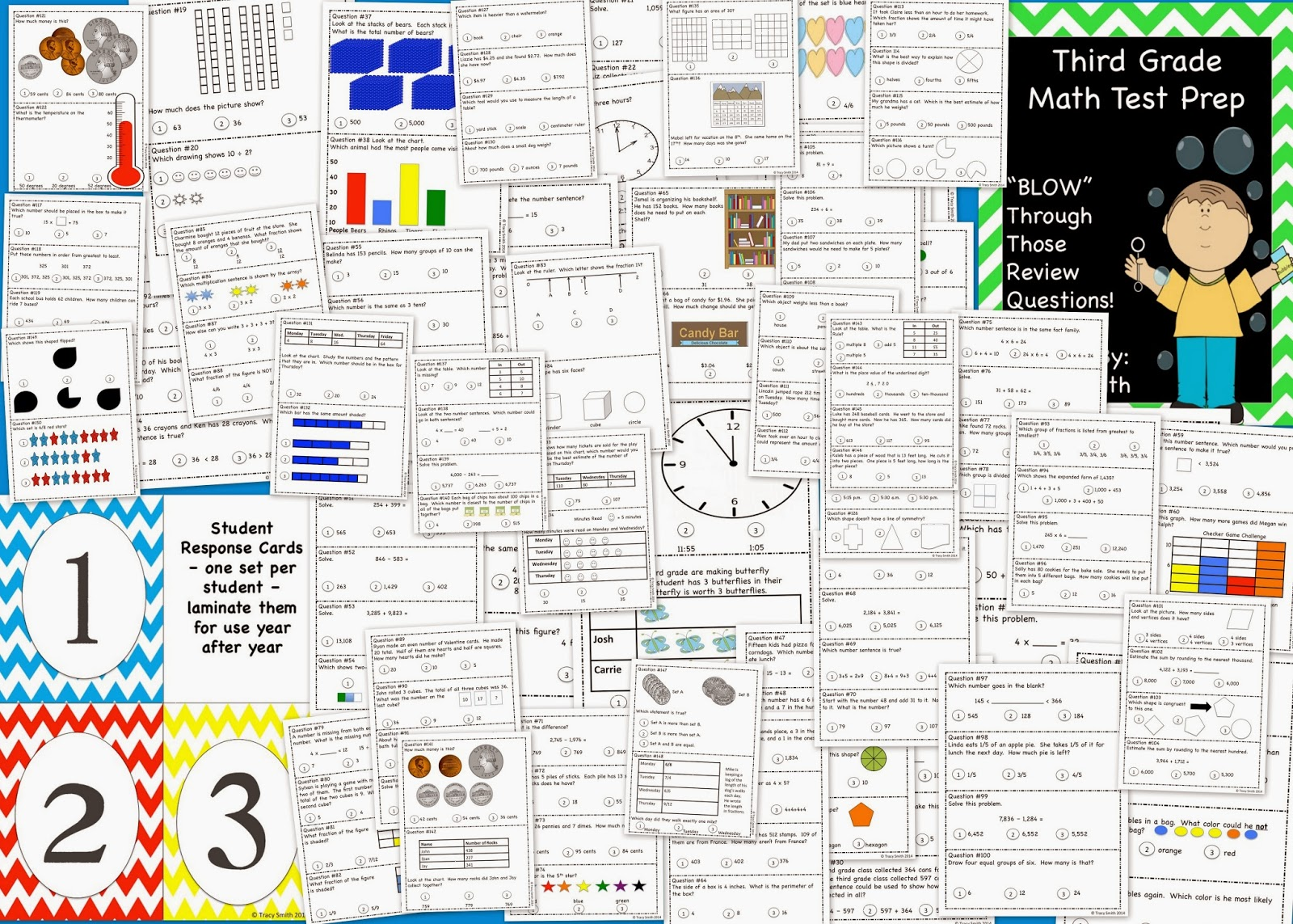 http://www.teacherspayteachers.com/Product/Grade-3-Math-Test-Prep-Get-Ready-for-Standardized-Testing-1040795