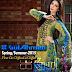 Gul Ahmed - Premium Fancy Summer 2015 | Fluer De Chiffon/La Chiffon