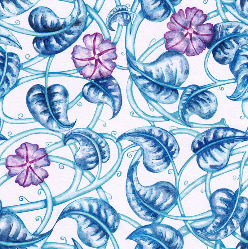 Watercolor_Floral_Pattern