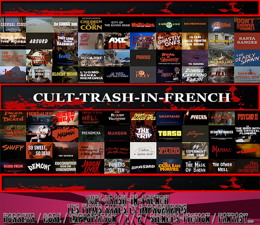Cult-Trash//in-French
