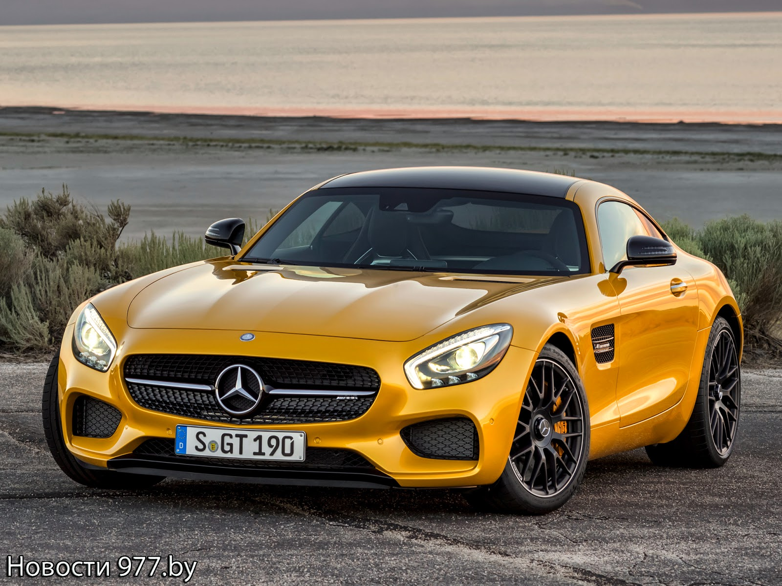 Mercedes-AMG GT новости 977.by