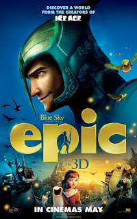 Epic: El Reino Secreto (2013) Online