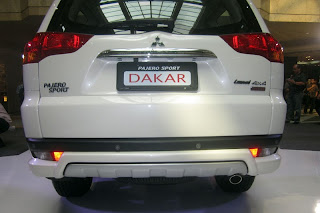 new pajero dakar 4x4 limited 2013