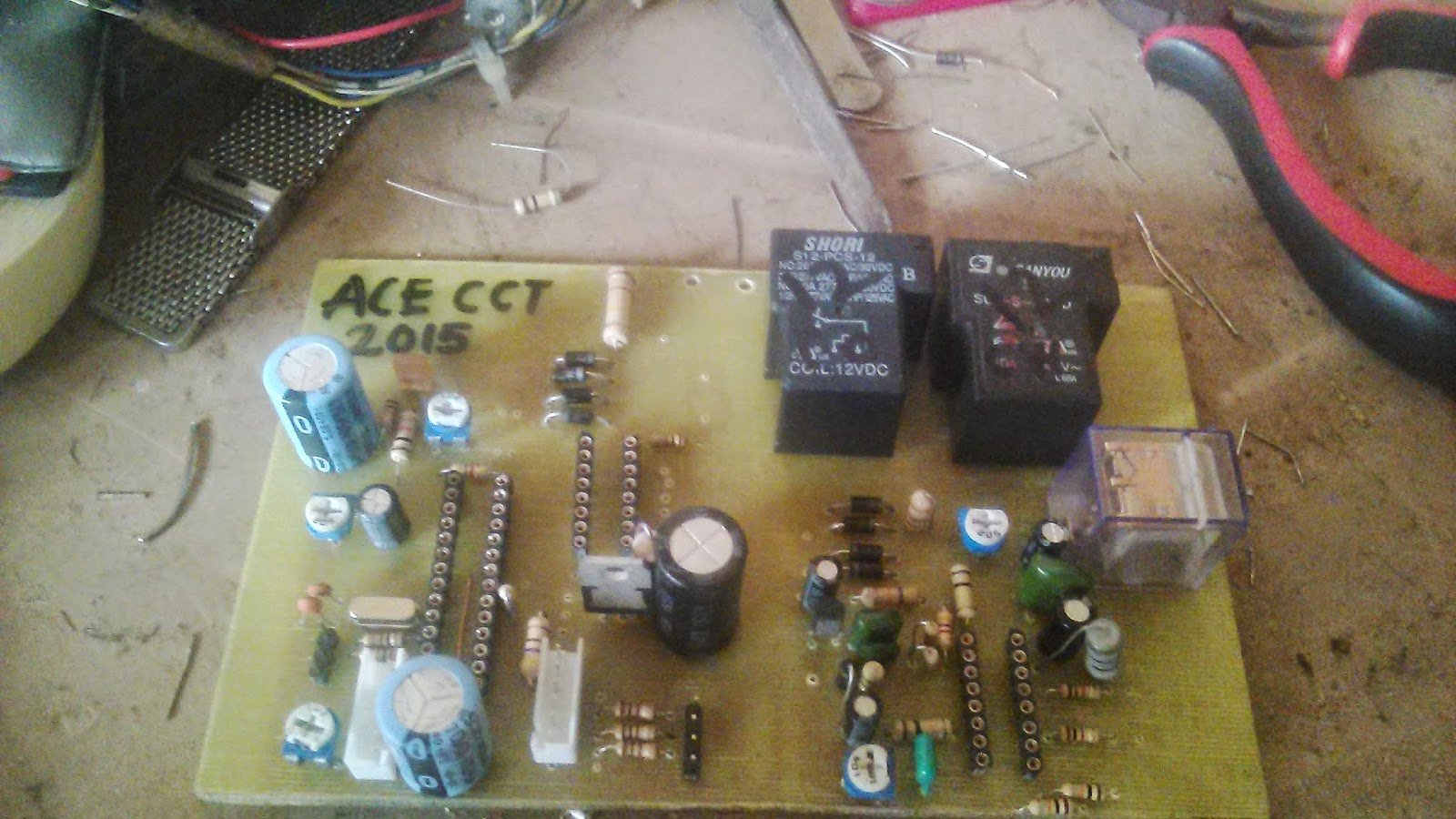 Mcu Based Inverter Control With A V R Using Pic16f876a La1800 Portable Am Fm Radio Circuit Design Electronic Project New 1