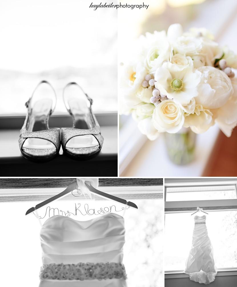 wedding details vancouver photo