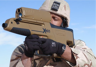 XM25 Grenade Launcher a.k.a Punisher