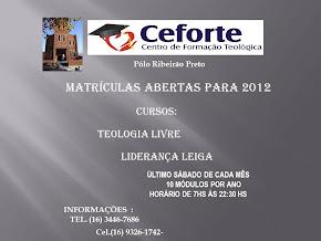 CEFORTE - CENTRO DE FORMAÇÃO TEOLÓGICA