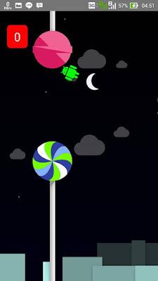 Game Lollipop Asus Zenfone 5