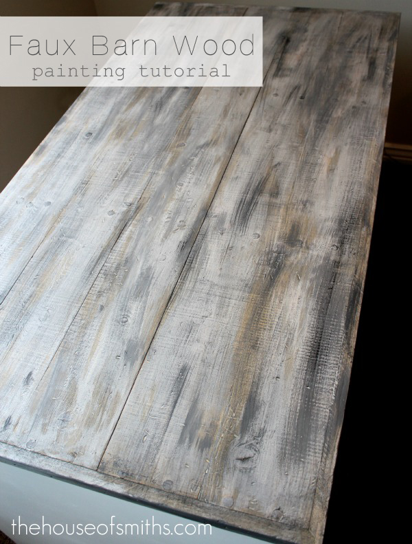 the room stylist faux barn wood tutorial by the house of