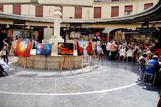 Plaza Redonda de Valencia del dia 8 de mayo de 2014