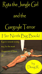 Ryta the Jungle Girl and the Gargoyle Terror