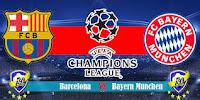 Hasil Barcelona VS Bayern Munchen