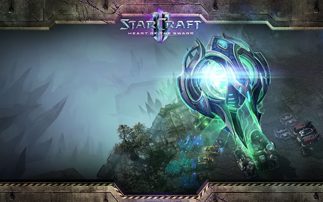 Oracle - StarCraft II : Heart of the Swarm