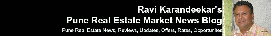 Ravi Karandeekar's Pune Real Estate Market News Blog