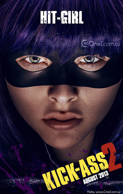 Hit-Girl - Tudo de Pop Art
