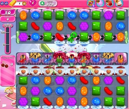 Candy Crush Saga 879