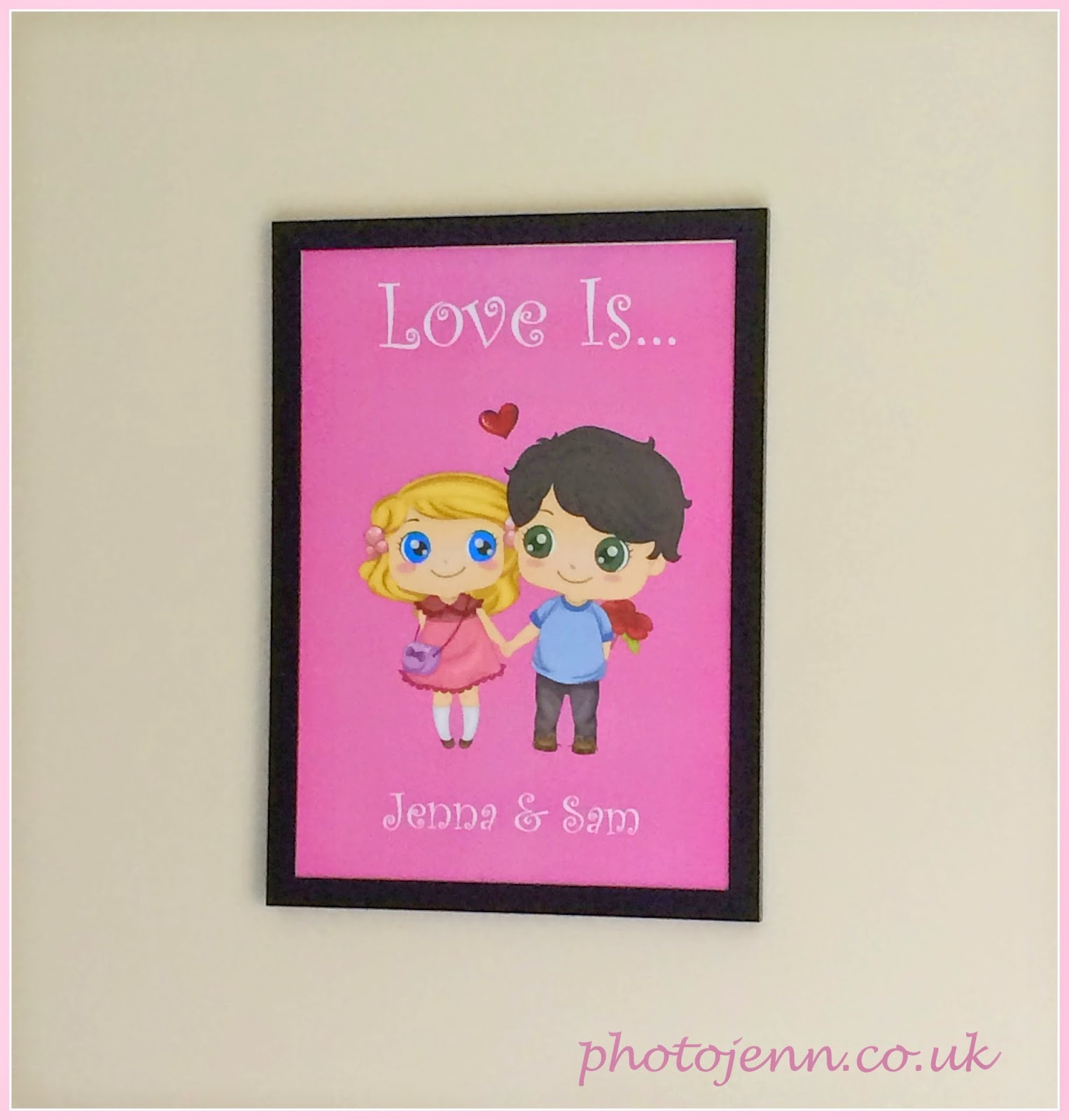 love-is-personalised-valentines-print-cartoon-poster-proud-to-be-a-review