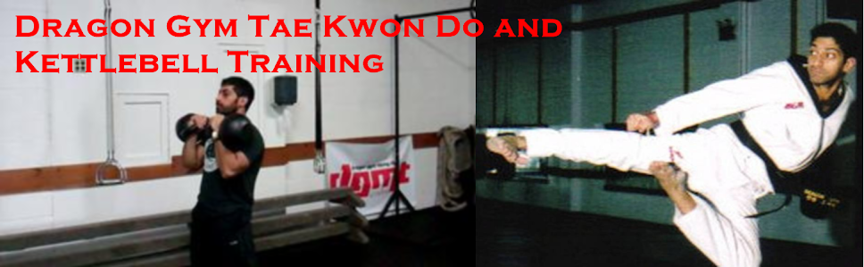 Dragon Gym Tae Kwon Do and Kettlebell Training