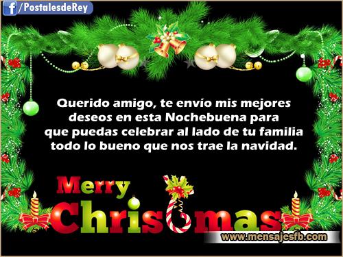Postales Navideas Bonitas. Lindas Imagenes De Navidad Postales Con ...