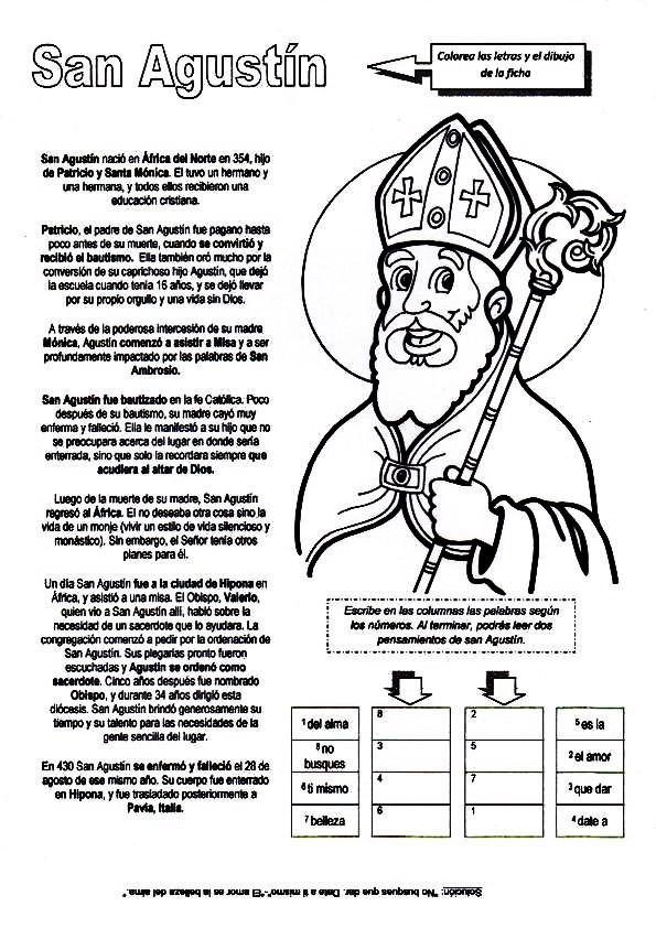 MATERIALES DE RELIGIÓN CATÓLICA: agosto 2013