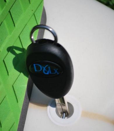 paddleboard lock