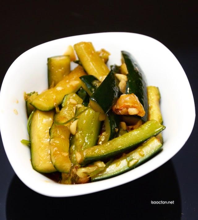 Sauteed Cucumber - RM3