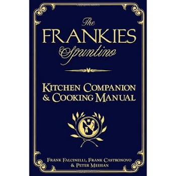 "Great Double READ ""LA TAVOLA"" and FRANKIE'S SPUNTINO COOKING MANUAL"