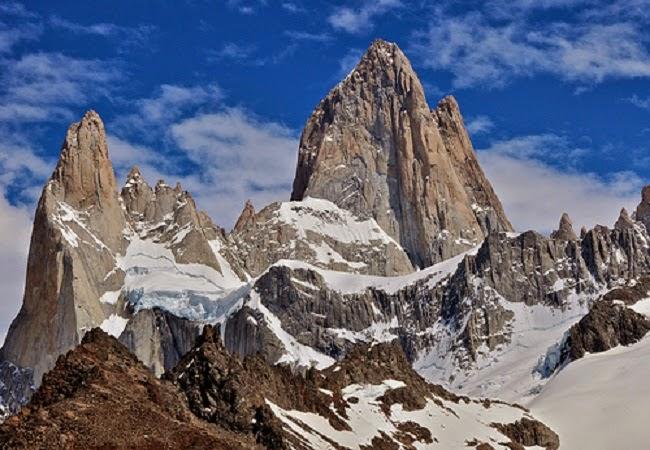 Monte Fitz Roy in Argentina