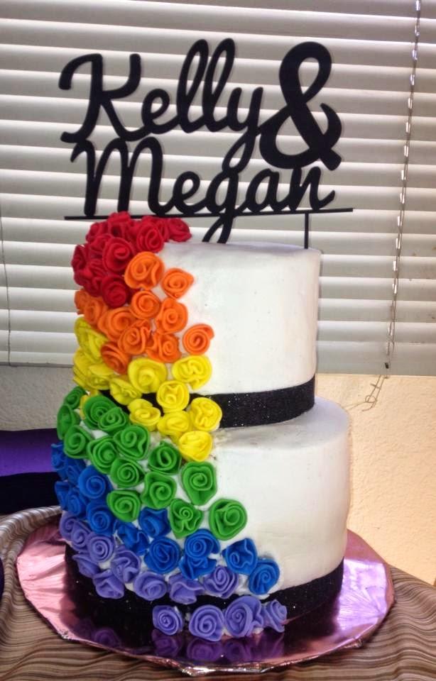 Rainbow Wedding Tux Rainbow weddingRainbow Wedding Tux