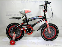 16 Inch Family Formula GP BMX Kids Bike