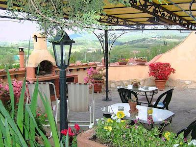 """Casa Montechiare"" Bed and Breakfast in Greve in Chianti"