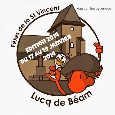 Fêtes de la saint vincent 2014  Lucq de Béarn