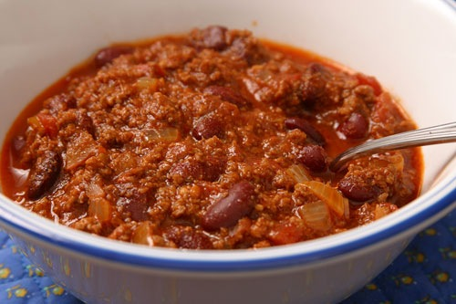 Enjoy Some Beef Recipe.Now you enjoying Beef Chili recipe..