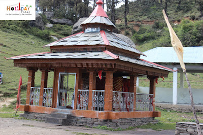 The Buddhi Nagi Temple