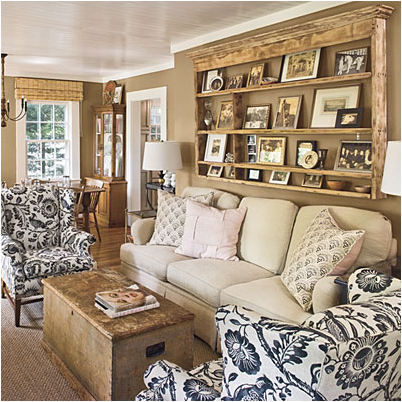 Cottage Living Room Design Ideas Inspirations