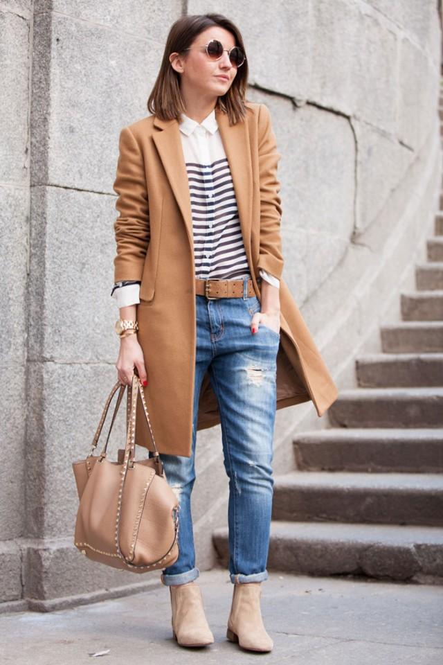 Lindos abrigos de Invierno | Colección Café a la moda