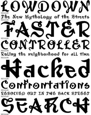 graffiti font. font graffiti art