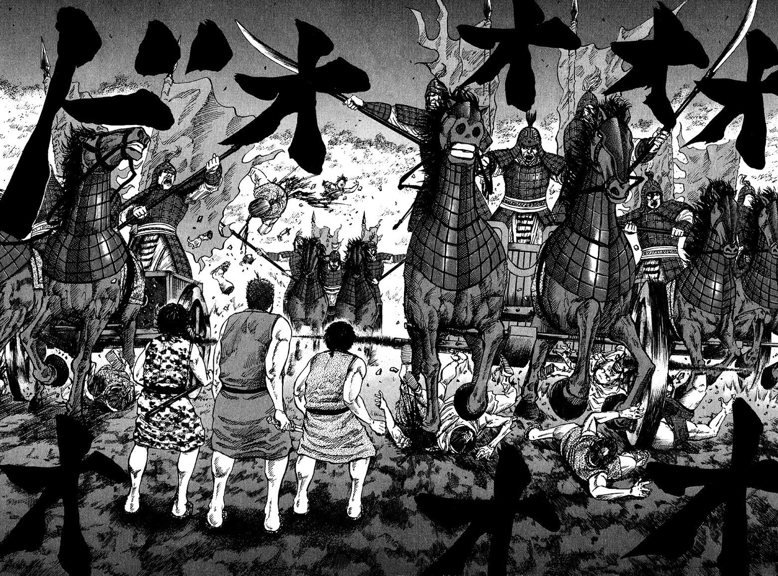 Kingdom – Vương Giả Thiên Hạ chap 56 Trang 7 - Mangak.info