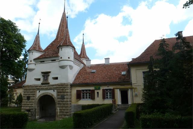 Puerta de los Sajones - Braşov