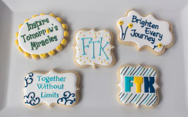 Penn State THON cookies