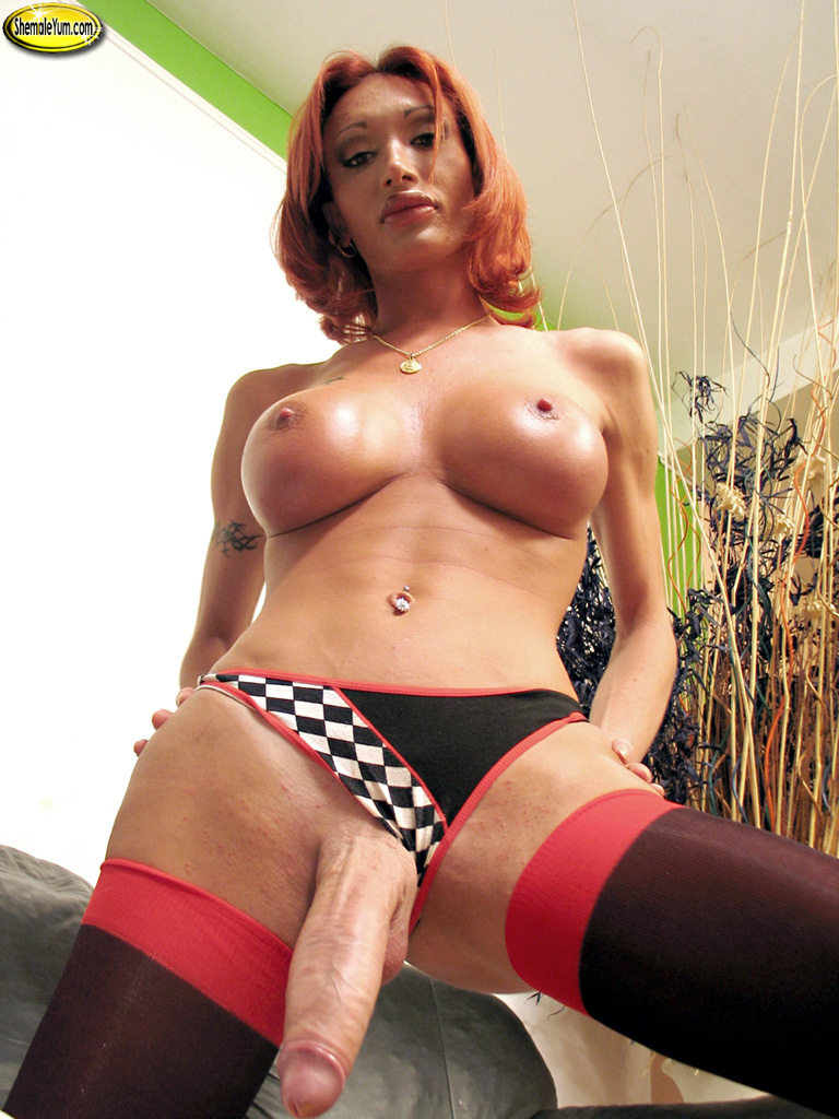 perfect tranny tits