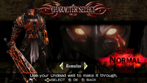 [PSP] Undead knights [INGLES] [ISO] [MEGA] 2