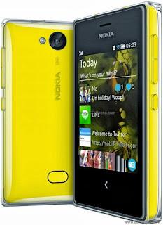 nokia asha 503 Harga Nokia Asha 500, 502, 503 Spesifikasi Lengkap
