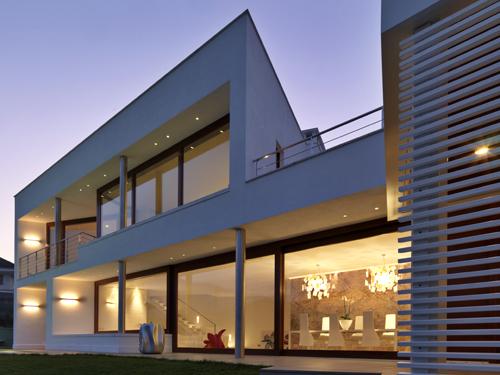 nuevas fachadas minimalistas minimalistas 2015