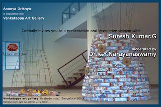 Ananya Drishya presents Suresh Kumar G