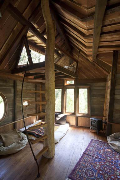 Settembre 2012 blog di arredamento e interni dettagli home decor - Treehouse masters interior ...